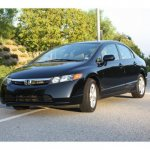 2008 Honda Civic EX 4dr for $14,000