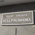 Adickes SculpturWorx Studio