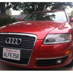 2005 Audi A6 Quattro for $22,000