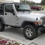 2004 Jeep Wrangler for $11,500