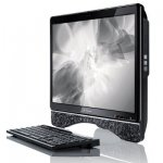 Lenovo IdeaCentre C300 20-Inch Black Desktop PC
