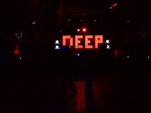 Deep at Club Vanguard